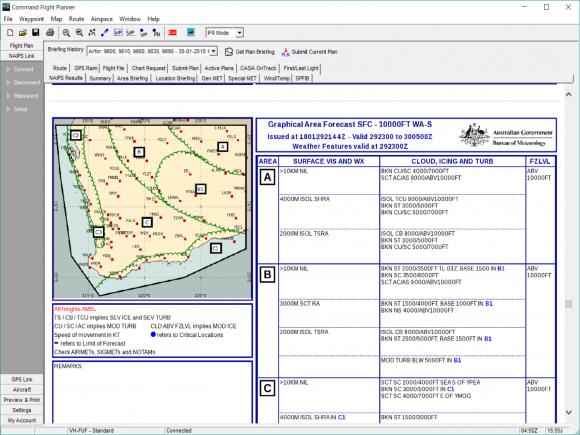 Flight Planner | Command Software